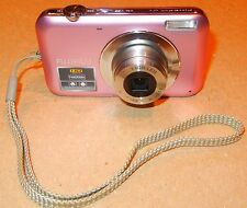 Fujifilm FinePix JV Series JV150 14.0 MP Digital Camera - Pink