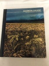 The American Wilderness Time-Life Book 1973 Photos Travel Sagebrush Country