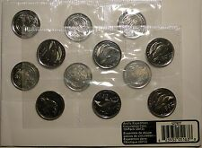 2013 100th Anniversary First Canadian Arctic Expedition 25 cent coin 12-pack