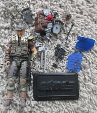 "G.I. JOE RECONDO POC 25TH ANNIVERSARY 3.75"" JUNGLE TRACKER"