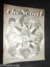 Vintage Boy Scout Association Magazine - The Scout - 24th October 1958, Scouting