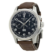 Zenith Big Pilot Stainless Steel Mens Watch 03.2410.4010/21.C722