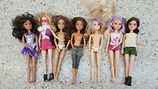 Spinmaster Liv Doll Lot of 7 dolls great buy