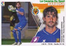 04 MARIANO BARBOSA ARGENTINA VILLARREAL.CF STICKER LIGA 2016 PANINI