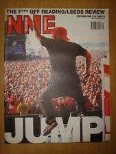NME 2000 SEP 2 MARILYN MANSON EMINEM EMBRACE PLACEBO