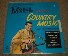 Marty Martin Sings Country Music~American Heritage Music Corporation~FAST SHIP!