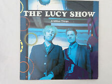 "THE LUCY SHOW  A MILLION THINGS BIG TIME RECORDS ZT41398 1987 12"" Single  excl-"