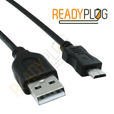 10ft USB Cable for Kyocera Brigadier E6782 for Verizon Data Charger Computer
