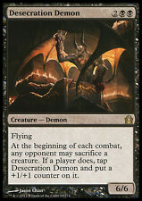 DESECRATION DEMON NM mtg Return to Ravnica Black - Creature Demon Rare