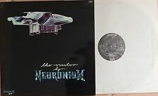 Neuronium - The Visitor RARE Spain Electronic FOC RARE
