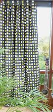 Gardine BLICKDICHT Vorhang Schlaufenschal schwere Qualität schöner Fall Typ180