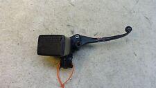 1981 Honda CB650SC Nighthawk CB 650 H945-2. front brake master cylinder and leve