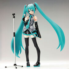 "Manga Anime Vocaloid Hatsune Miku Figurine Figma Action Figure 6"" Toy New In Box"