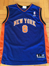 Canotta Jersey Nba Sprewell Reebok 14 16 Youth Jordan Basket VTG New York Knicks