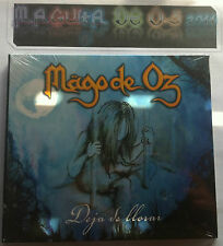 Mago de oz cd - single DEJA DE LLORAR  LA CIUDAD DE LOS ARBOLES 2.008