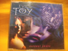 MAXI Single CD EVIL TOY Virtual State 4TR 2000 electro synth pop