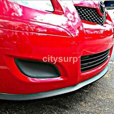 Universal Front Lip Bumper Splitter Chin Spoiler Body Kit Valance Wing TOYOTA