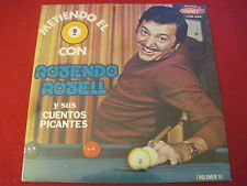ROSENDO ROSELL Y CUENTOS PICANTES - MODINER LPM-290  MINT SEALED LP LATIN COMEDY