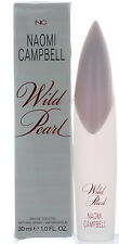 Wild Pearl by Naomi Campbell for Women EDT Perfume Spray 1.7 oz. New in Box