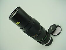 Olympus ZUIKO MC 85-250mm f/5 auto zoom Lens for OM1 OM2 OM3 OM4 OM10 - CLEAN