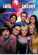 BIG BANG THEORY COMPLETE SERIES 1 2 3 4 5 6 7 8 DVD Seasons SET Sealed UK Releas