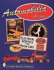 VINTAGE AUTOMOBILE MEMORABILIA VALUE GUIDE COLLECTOR'S BOOK Oil Can Sign +++