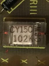 26x GLASS DIELECTRIC CGW CORNING CAPACITORS ON A PCB VARIOUS VALUES