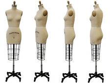 Professional Female dress form Mannequin Half Size 18 w/Hip