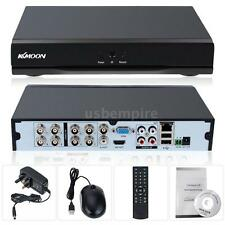KKMOON 8 Channel 960H D1 CCTV Network DVR H.264 HDMI Video Security Monitor 91TB