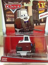 DISNEY PIXAR CARS-BRIAN FUEL NEW DIECAST(NUEVO,METAL)