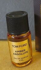 TOM FORD AMBER ABSOLUTE FIRST ISSUE 4 ML EDP EAU DE PARFUM PRIVATE BLEND