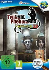 TWILIGHT PHENOMENA * DIE MIETER AUS NR. 13 * WIMMELBILD-SPIEL  PC CD-ROM