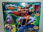 Power Rangers Wild Force Deluxe Isis Command Megazord w/5
