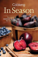 Fine Cooking in Season, The Editors of Fine Cooking Magazine, Excellent Book