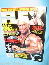 Joe Weider's Flex December 2000 Lee Priest Bodybuilding Muscle Magazine