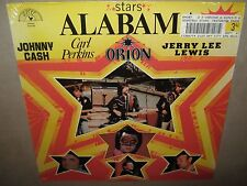 SUN RECORDS Stars ALABAMA 1st Press SEALED LP Blue Suede Shoes Great Balls Fire
