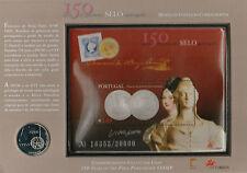 5 Euro 2003 FDC in Folder composto da Foglietto Filatelico e moneta come da Foto