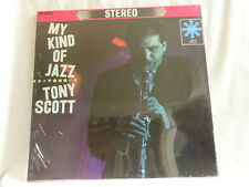 TONY SCOTT My Kind Of Jazz BILL EVANS Clark Terry Henry Grimes SEALED LP