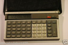 Vintage 1982 Texas TI 66 Programable LCD BASIC pocket computer calculator