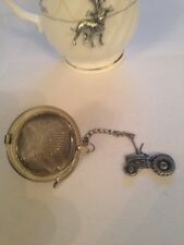 Tractor  2inch Tea Ball Mesh Infuser Stainless Steel Sphere Strainer T10
