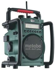 Metabo RC14.4 - 18 Radio with Charger.   #RC14.4-18