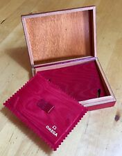 Vintage OMEGA Watch Box Caja Scatola Speedmaster Constellation Seamaster OEM