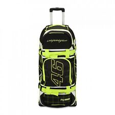 OGIO VR46 RIG 9800 VALENTINO ROSSI ROLLING GEAR BAG LUGGAGE BAG BLACK GREEN 46