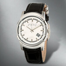 Exte Italian Designer Mens Watch /  MSRP $880.00