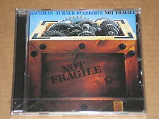 BACHMAN TURNER OVERDRIVE - NOT FRAGILE - CD SIGILLATO (SEALED)