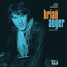 Back To The Beginning: The Brian Auger Anthology - Bria (2015, CD NEU)2 DISC SET