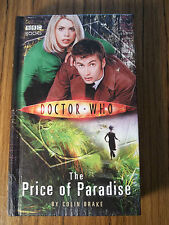 10th Dr Doctor Who The Price of Paradise BBC NSA Rose David Tennant Tardis