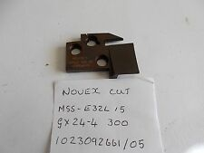 Novex Cut Spare Bolt On Parting Blade