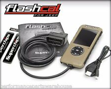 SUPERCHIPS F5 FLASHCAL 2007-16 JEEP WRANGLER JK