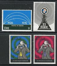 IRELAND 1976 FIRST TELEPHONE CALL CENT/BELL/BROADCASTING/RADIO TOWER/WAVE/GLOBE